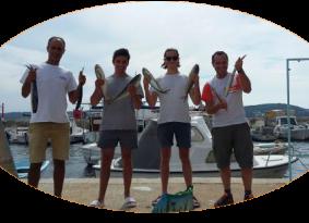 Trogir Fishing Croatia