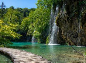 Lakes-on-Plitvice