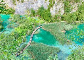 Plitvice-path